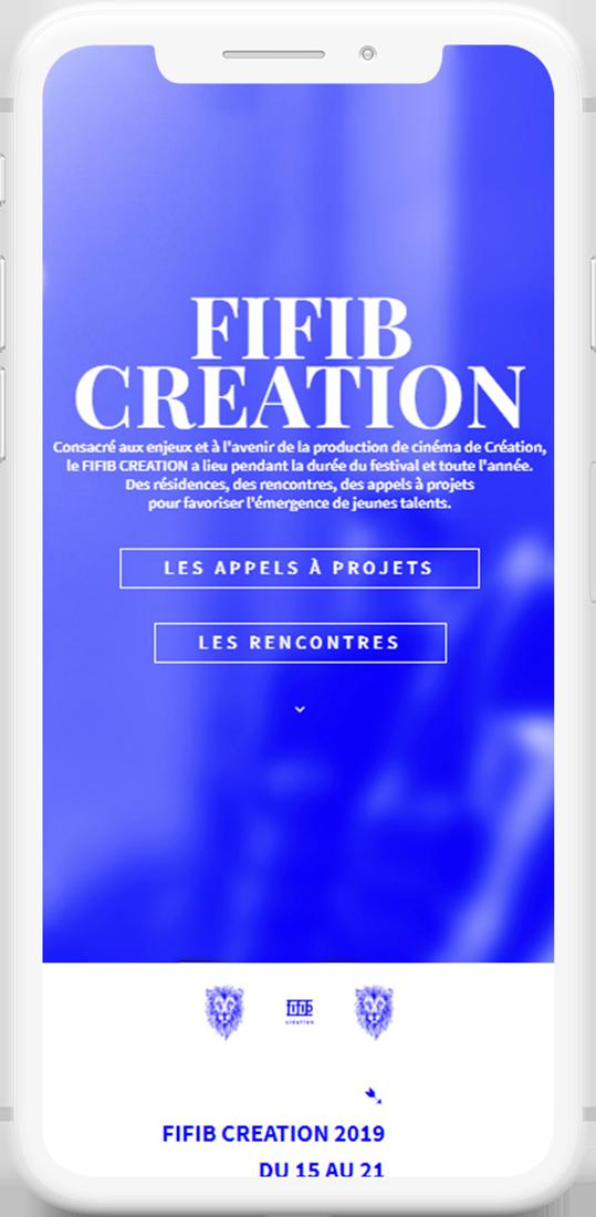 creation site mobile bordeaux